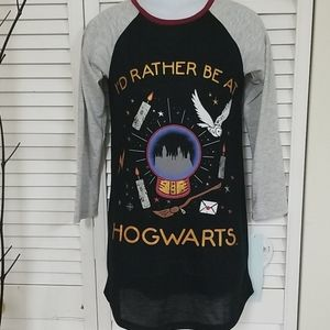 💑 4 for $20  Harry Potter long sleeve tee